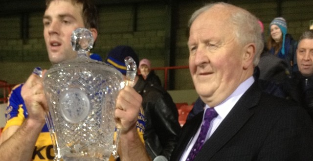 Waterford Crystal Cup Senior Hurling Final – Tipperary 4-22 Clare 3-11