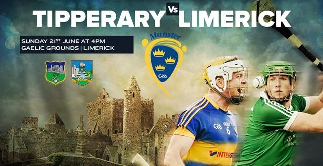 Munster Senior Hurling Championship Semi-Final – Tipperary 4-23 Limerick 1-16