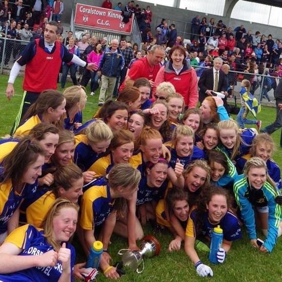 Tipperary - 2015 All-Ireland Minor Ladies Football Champions