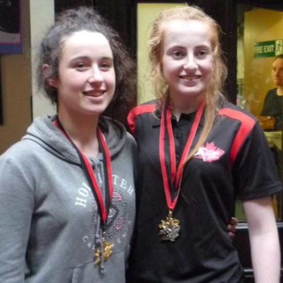 World Handball Gold & Silver for Nenagh's Sinead Meagher