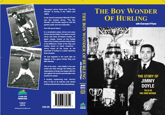 Book launch - The Boy Wonder of Hurling @ Thurles Sarsfields Social Centre | Thurles | Tipperary | Ireland