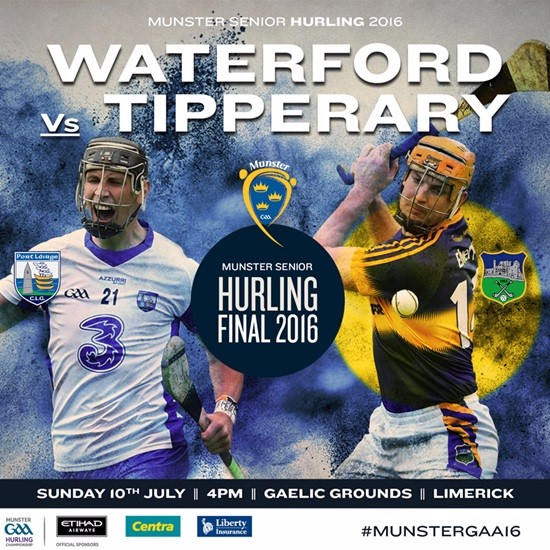 Munster Senior Hurling Final – Waterford v Tipperary – Tickets now on sale