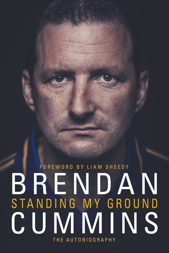 """Book Launch - Brendan Cummins - """"Standing my Ground"""" @ The Dome Thurles 