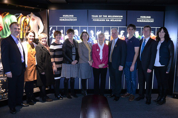 Official Presentation of Tony Reddin Collection to the GAA Museum