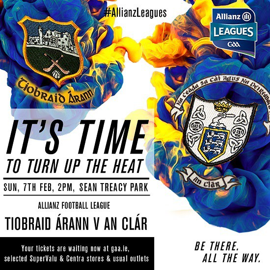 Poster_Tipperary_Clare_Football