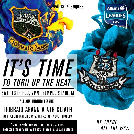 Poster_Tipperary_Dublin_Hurling