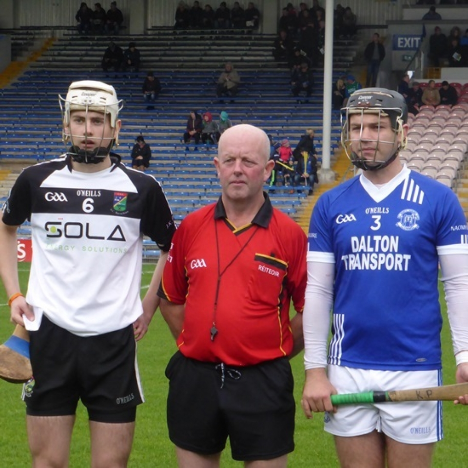 Tipperary Water County Minor A Hurling Championship Final – St Mary's 2-15 JK Brackens Óg 2-11