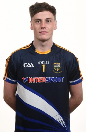 12 May 2016; Evan Comerford of Tipperary during the Tipperary Football Squad Portraits session at Dr Morris Park in Thurles, Co. Tipperary. Photo by Stephen McCarthy/Sportsfile