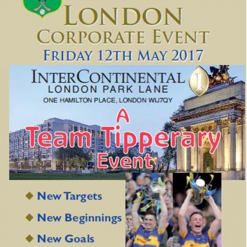 Team Tipperary Event