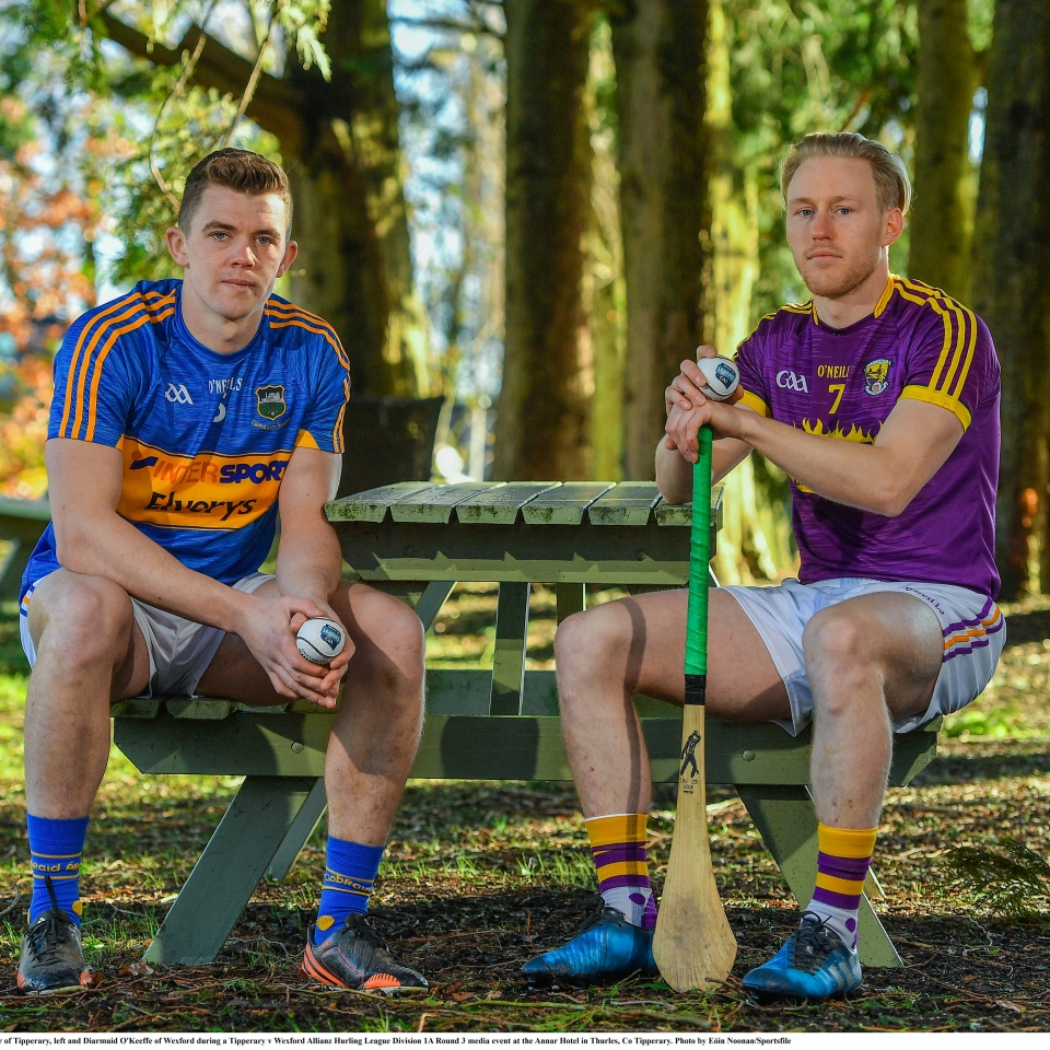 Tipperary v Wexford – Allianz Hurling League Division 1A Round 3 Media Event