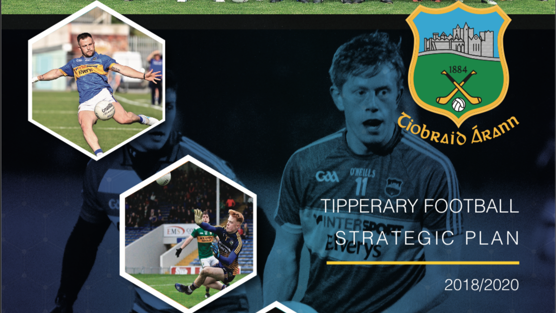 Tipperary Football Strategic Plan Launch