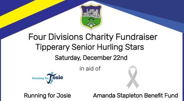 Four Divisions Fundraiser 22/12/18