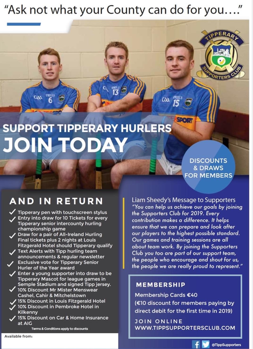 Fixtures - Tipperary Athletics