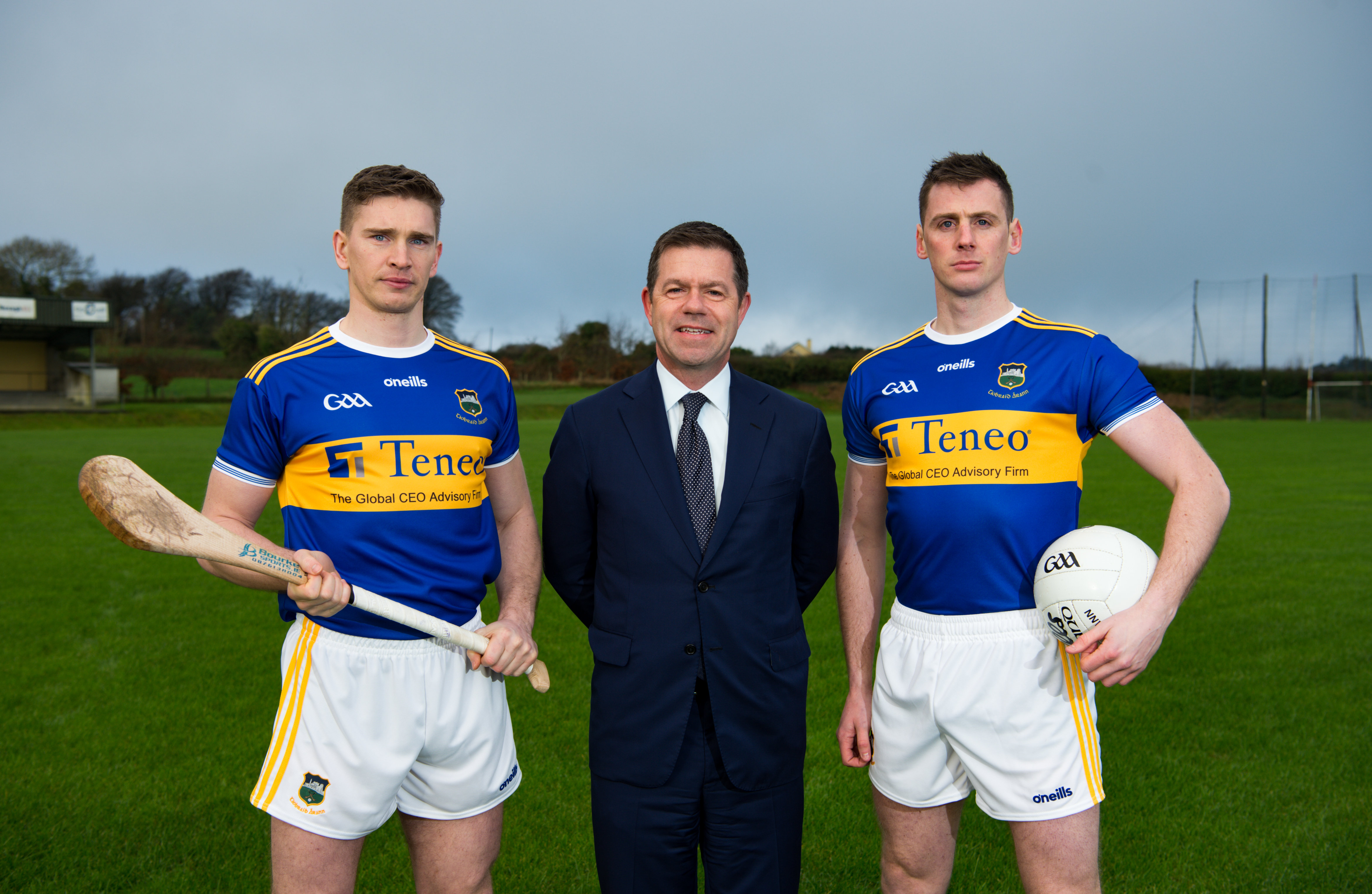 New Tipperary GAA jersey unveiled