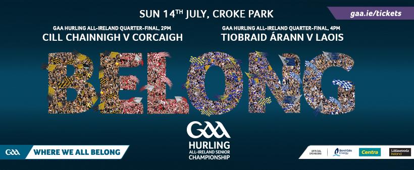 GAA Hurling All Ireland Senior Championship Quarter Final