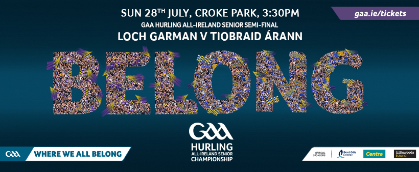 2019 GAA Hurling All-Ireland Senior Championship Semi-Final – Tipperary v Wexford