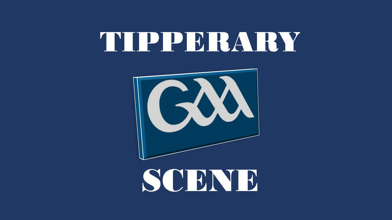 Tipperary GAA Scene – January 13th 2021