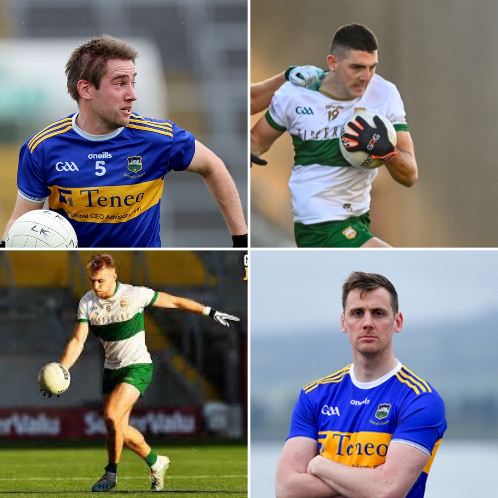 Four Tipperary Footballers Nominated For All Stars