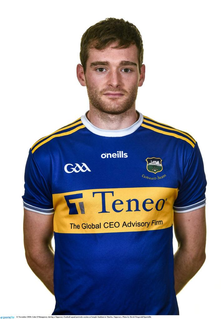 Colm O'Shaughnessy